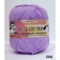Пряжа Color City Milk Cotton цвет 006