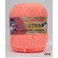 Пряжа Color City Milk Cotton цвет 010