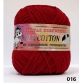 Пряжа Color City Milk Cotton цвет 016